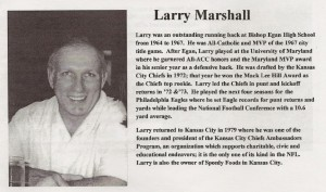 Larry Marshall