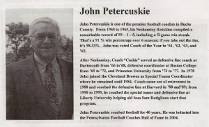 John Petercuskie